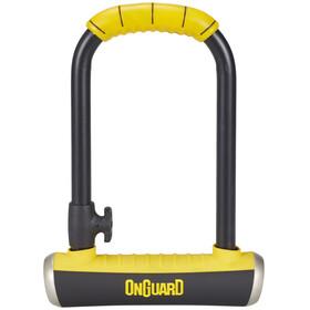 Onguard Brute STD 8001 Zapięcie rowerowe 115x202 mm Ø16,8 mm czarny